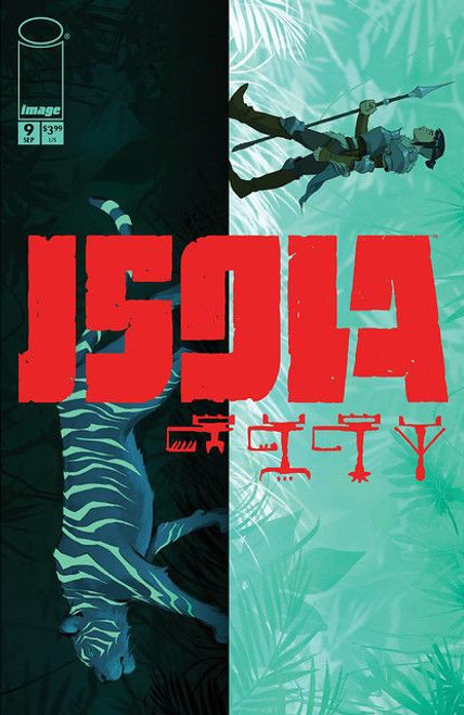 Image Comics Isola #9B Comic Book