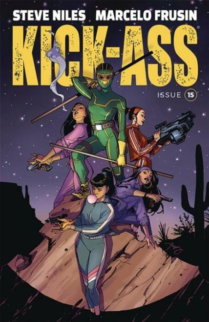 Image Comics Kick-Ass, Vol. 4 #15C Comic Book