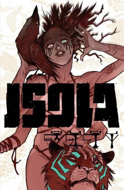 Image Comics Isola #8A Comic Book
