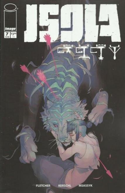 Image Comics Isola #7B Comic Book