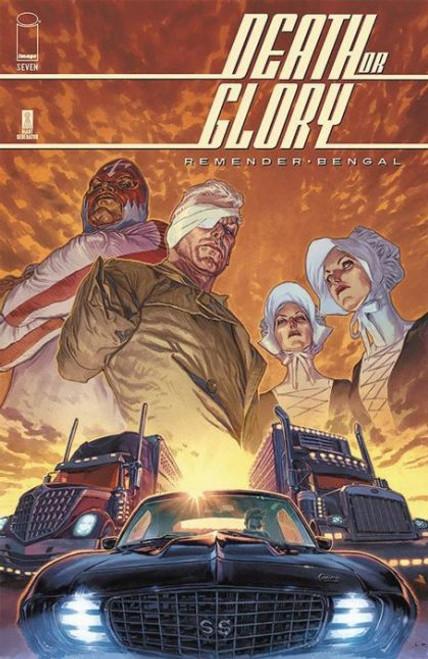 Image Comics Death or Glory #7B Comic Book