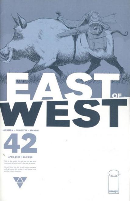 Image Comics East of West #42 Comic Book