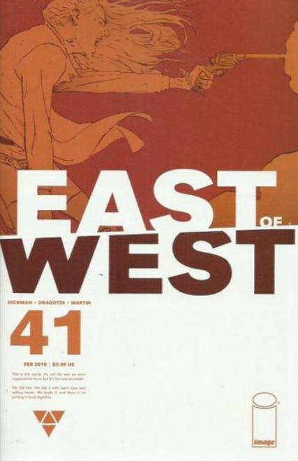 Image Comics East of West #41 Comic Book