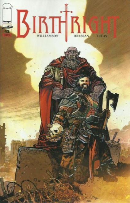 Image Comics Birthright #42 Comic Book