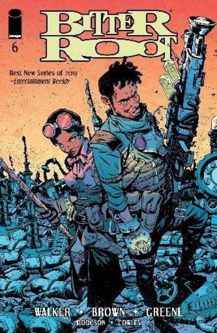 Image Comics Bitter Root #6A Comic Book