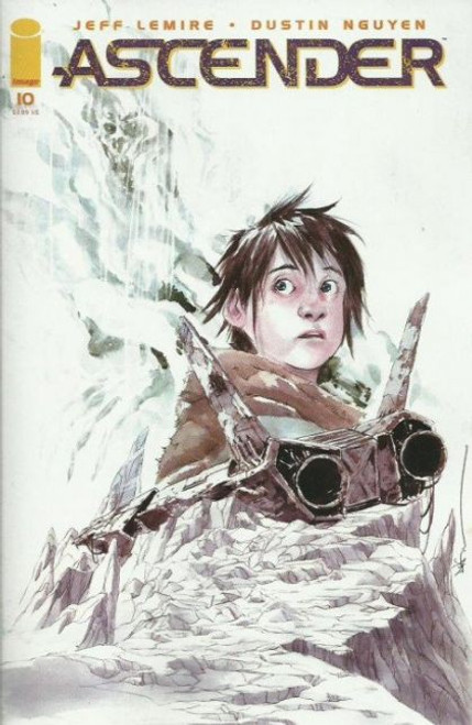 Image Comics Ascender #10 Comic Book