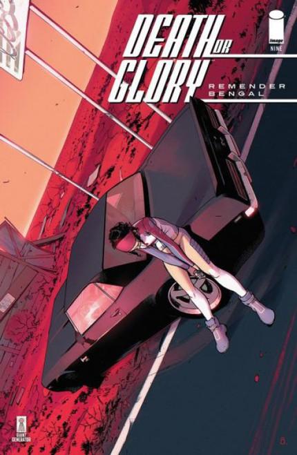 Image Comics Death or Glory #9A Comic Book