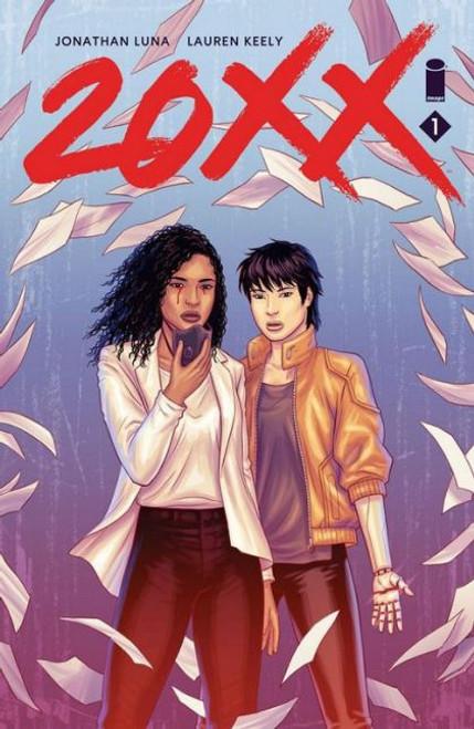 Image Comics 20XX #1 Comic Book