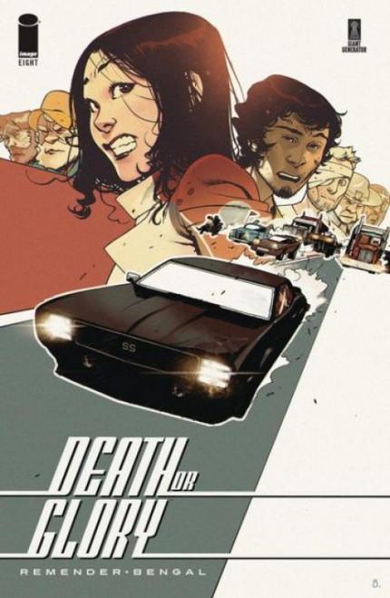 Image Comics Death or Glory #8A Comic Book