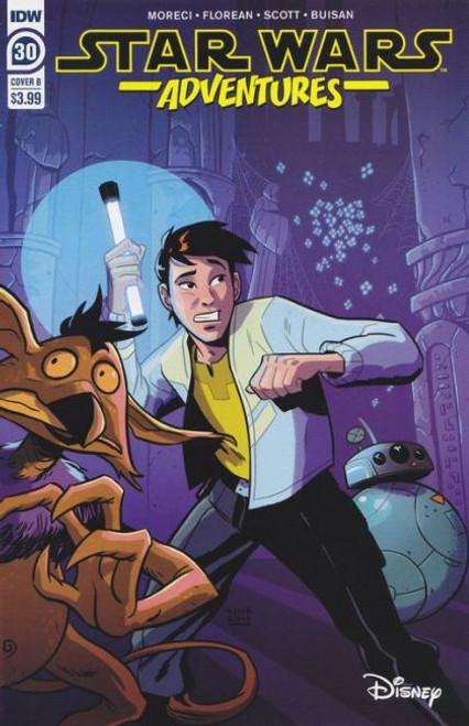 IDW Publishing Star Wars Adventures #30B Comic Book