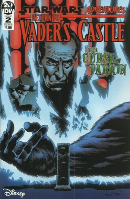 IDW Publishing Star Wars Adventures: Return To Vader's Castle #2B Comic Book
