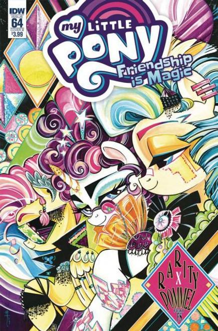 IDW Publishing My Little Pony: Friendship Is Magic #64B Comic Book