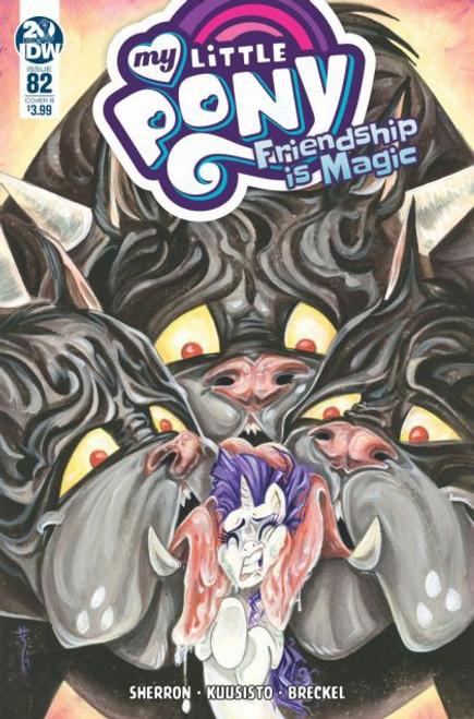 IDW Publishing My Little Pony: Friendship Is Magic #82B Comic Book