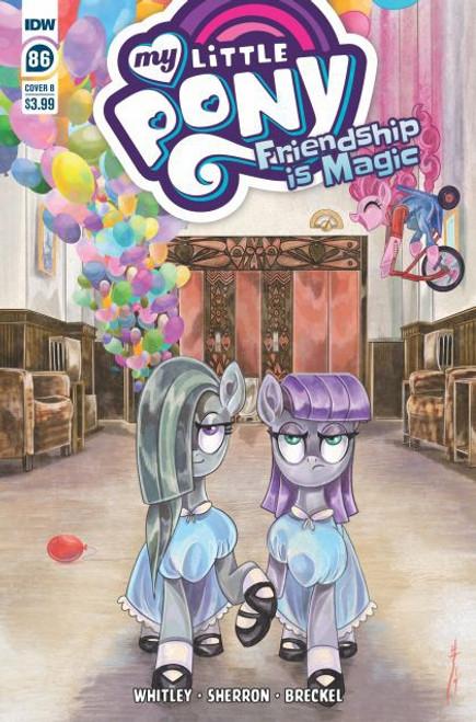 IDW Publishing My Little Pony: Friendship Is Magic #86B Comic Book