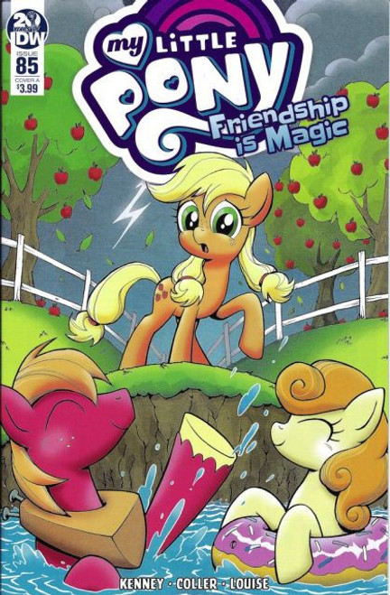 IDW Publishing My Little Pony: Friendship Is Magic #85A Comic Book