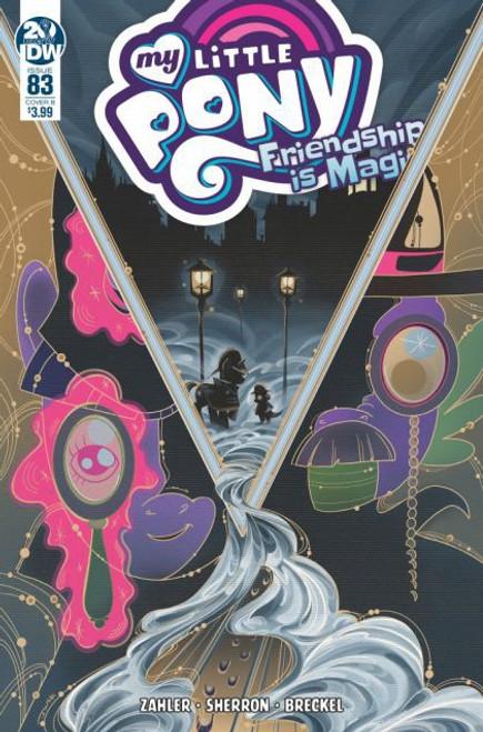 IDW Publishing My Little Pony: Friendship Is Magic #83B Comic Book