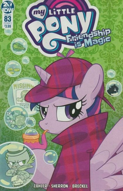 IDW Publishing My Little Pony: Friendship Is Magic #83A Comic Book