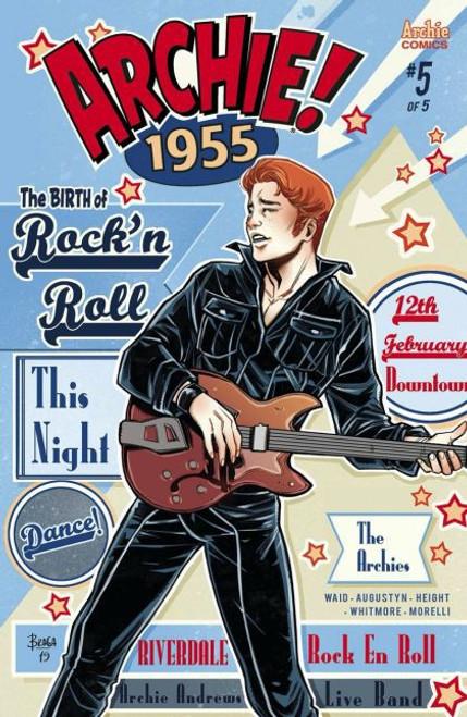Archie Comic Publications Archie: Archie 1955 #5A Comic Book