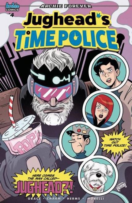 Archie Comic Publications Jughead Time Police, Vol. 2 #4A Comic Book