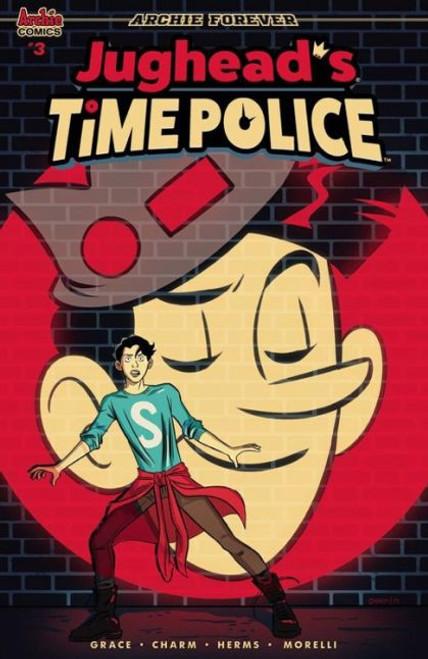 Archie Comic Publications Jughead Time Police, Vol. 2 #3A Comic Book
