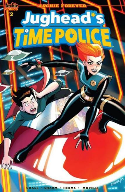 Archie Comic Publications Jughead Time Police, Vol. 2 #2A Comic Book
