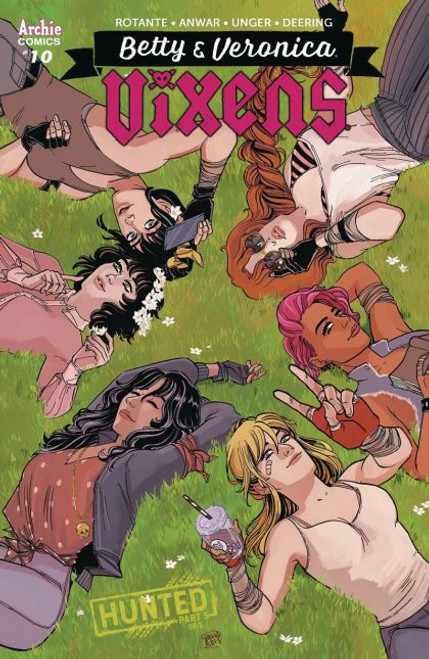 Archie Comic Publications Betty And Veronica: Vixens #10A Comic Book