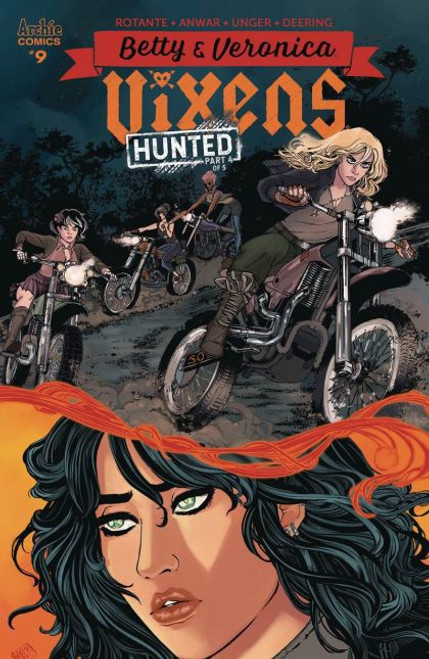 Archie Comic Publications Betty And Veronica: Vixens #9A Comic Book