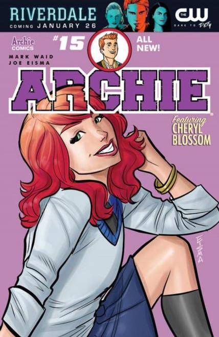 Archie Comic Publications Archie, Vol. 2 #15A Comic Book