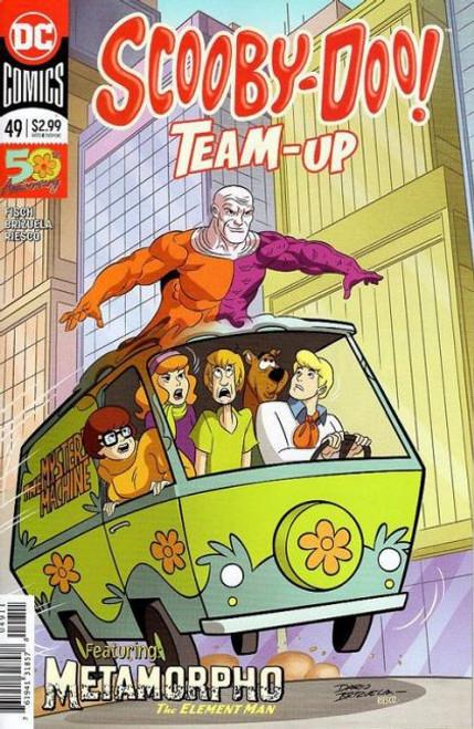 DC Comics Scooby-Doo! Team-Up #49 Comic Book