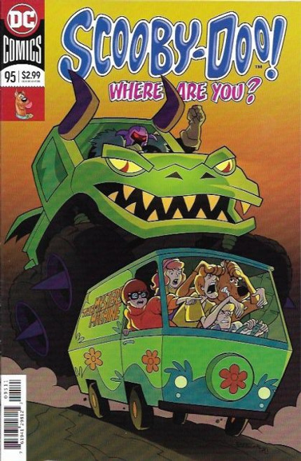 DC Comics Scooby-Doo... Where Are You!, Vol. 3 #95 Comic Book