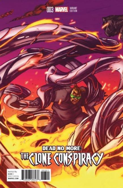 Marvel The Clone Conspiracy #3B Comic Book