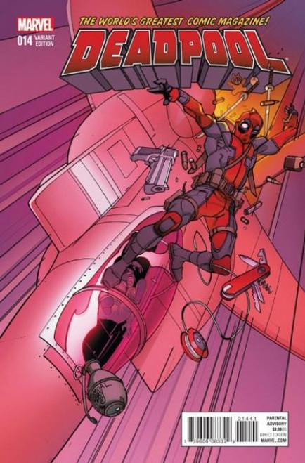 Marvel Deadpool, Vol. 5 #14C Comic Book