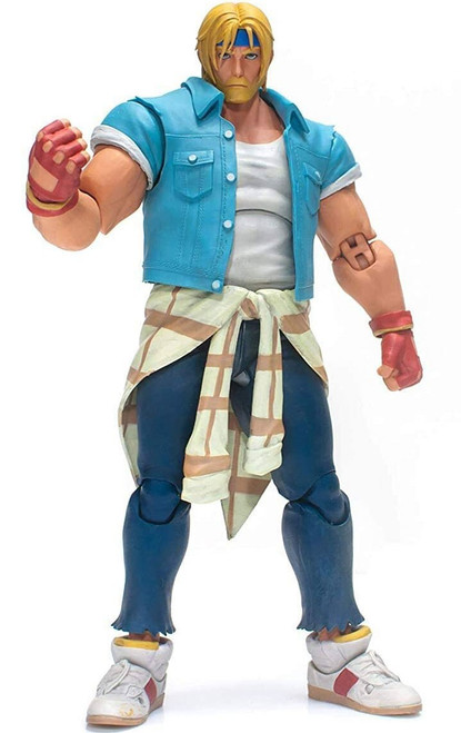 Streets of Rage 4 Axel Stone Action Figure