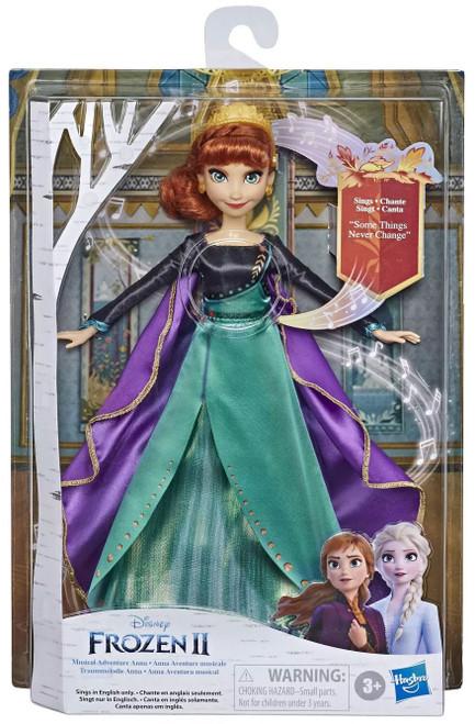 Disney Frozen Frozen 2 Musical Adventure Anna Singing Doll