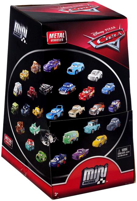 Disney Cars 3 Die Cast Mini Racers Series 3 Mystery Box [36 Packs]