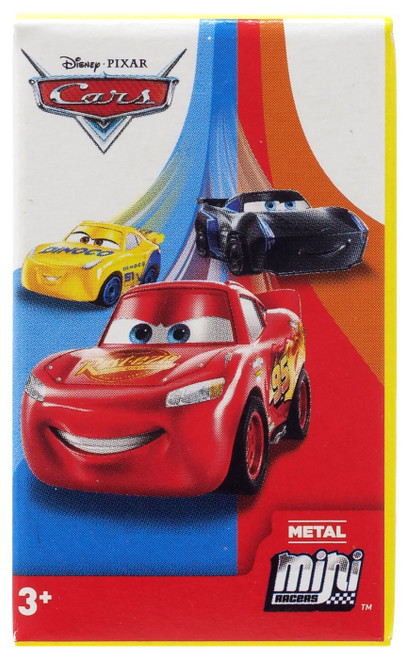 Disney Cars 3 Metal Mini Racers Series 3 Mystery Pack