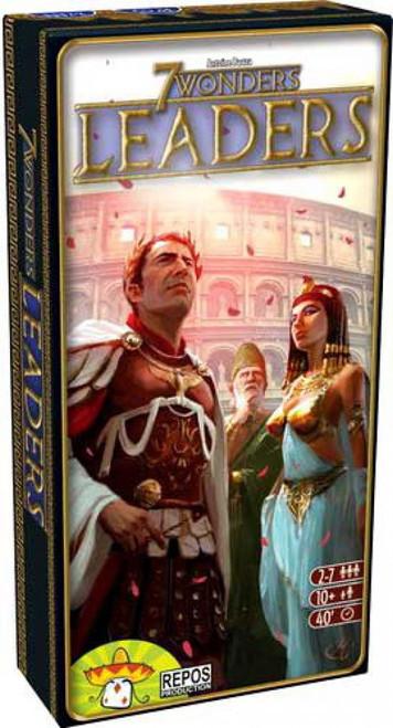 7 Wonders: Leaders Board Game Expansion