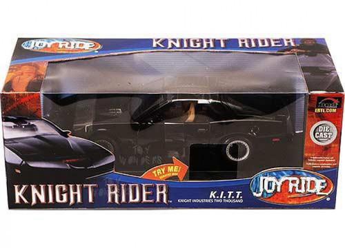 Knight Rider K.I.T.T. Diecast Car [Damaged Package]