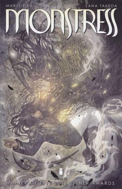 Image Comics Monstress #22 Comic Book