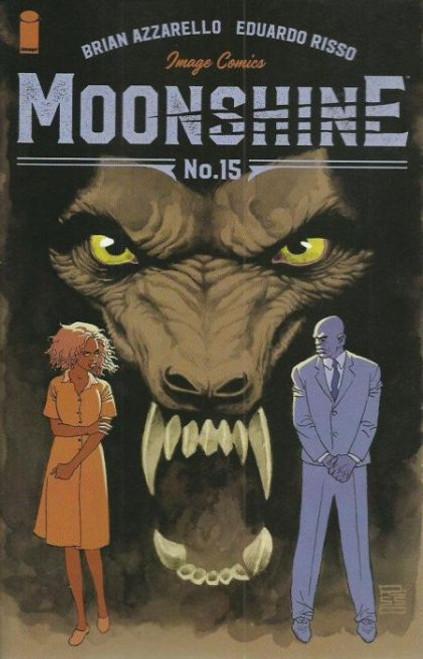 Image Comics Moonshine #15 Comic Book
