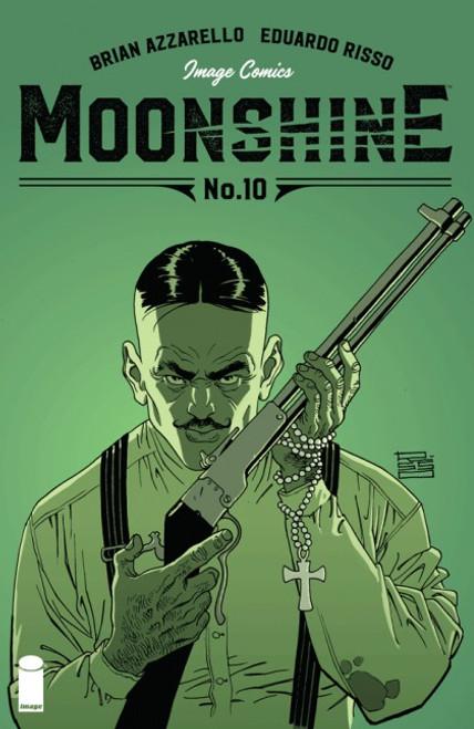 Image Comics Moonshine #10A Comic Book