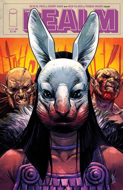 Image Comics The Realm #8B Comic Book