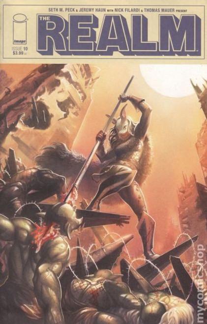 Image Comics The Realm #10B Comic Book