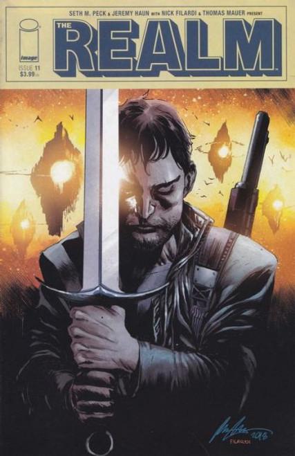 Image Comics The Realm #11B Comic Book