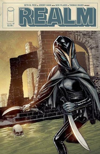Image Comics The Realm #12A Comic Book