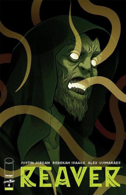 Image Comics Reaver #4 Comic Book