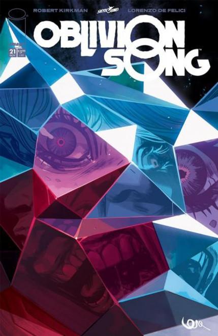 Image Comics Oblivion Song #21 Comic Book