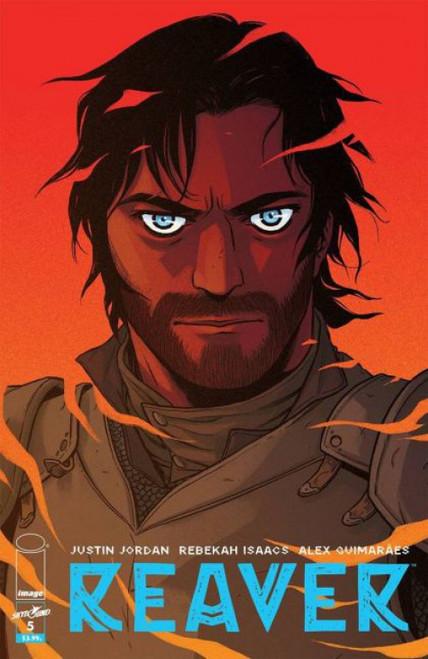 Image Comics Reaver #5 Comic Book