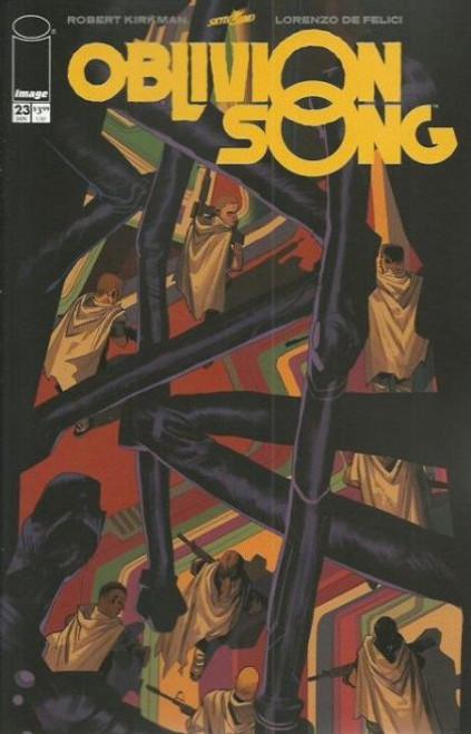 Image Comics Oblivion Song #23 Comic Book