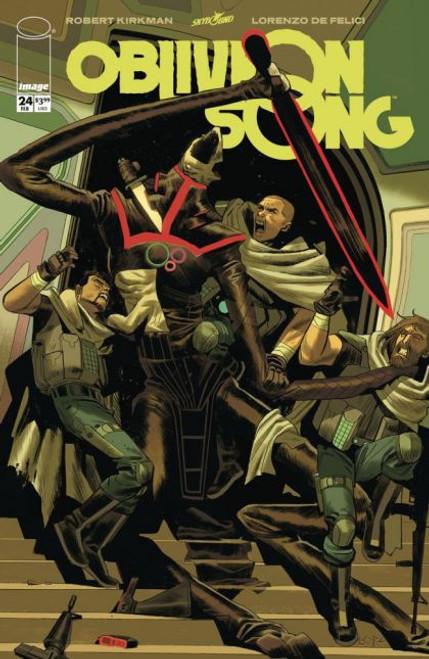 Image Comics Oblivion Song #24 Comic Book